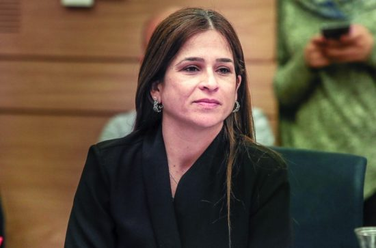 La députée Meirav Ben Ari