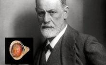 Une bague inédite de Sigmund Freud découverte grâce à une exposition israélienne