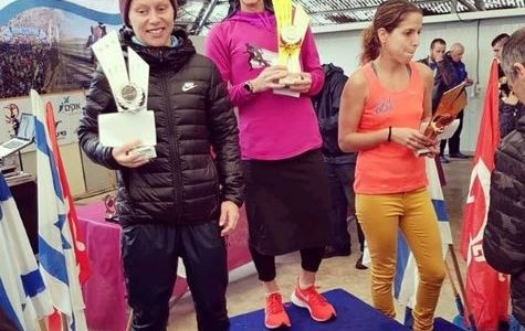 Speedy Beatie, la première marathonienne israélienne orthodoxe