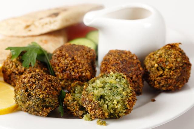 Le Falafel est plat d'origine égyptienne