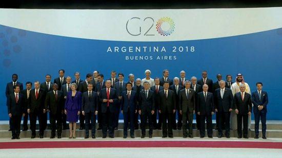 L'administration américaine est momentanément distraite par le G20
