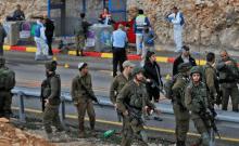 Flambée de violence en Judée-Samarie
