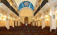 la synagogue de Dubai enfin dévoilée
