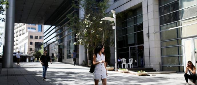 la population arabe viendrait au secours de la high-tech israélienne