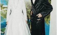 Mariage de Miriam et de Shlomo en 1995