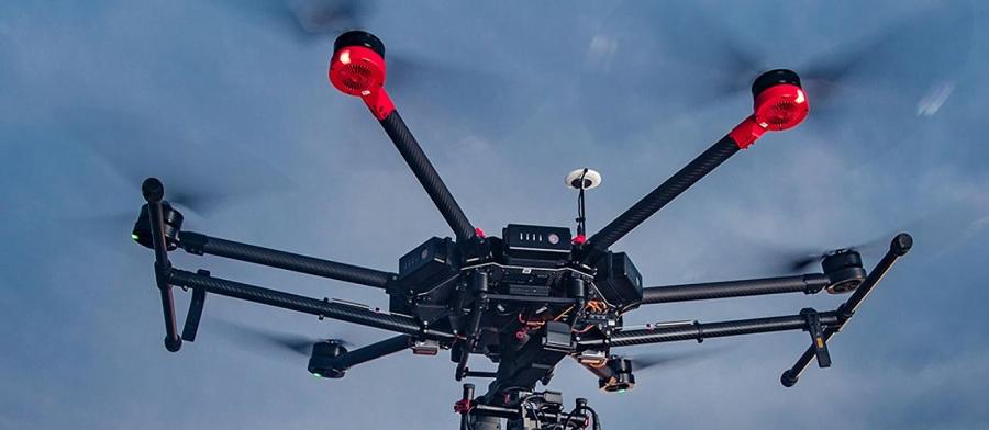 Des drones au secours des patients à transplanter