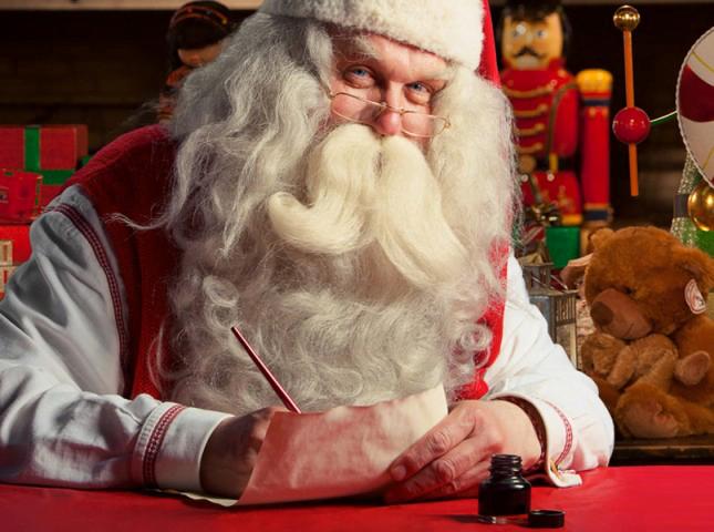 Le Père Noël: quel entrepreneur!