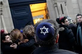 Environ 38% des Juifs européens envisagent de partir