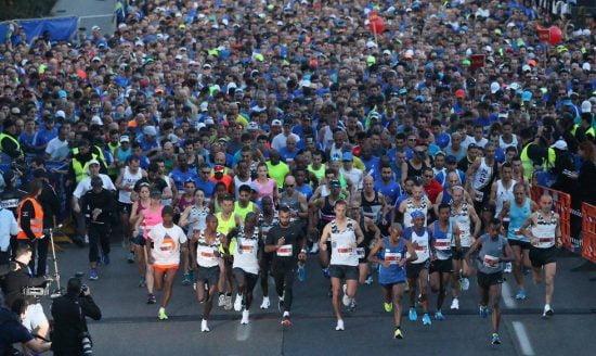Le marathon de Tel Aviv 2018