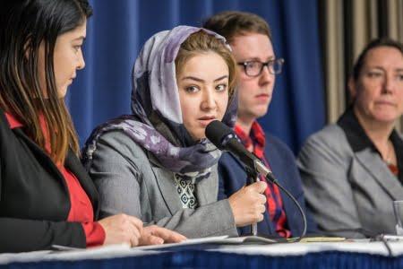Une Ouïghoure torturée dans un camp d'internement en Chine
