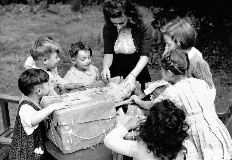 Le sauvetage des enfants juifs