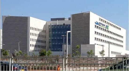 L'hôpital Assuta à Ashdod