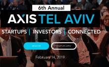 Axis innovation Boon Today  le 14 février à Tel -Aviv Israël