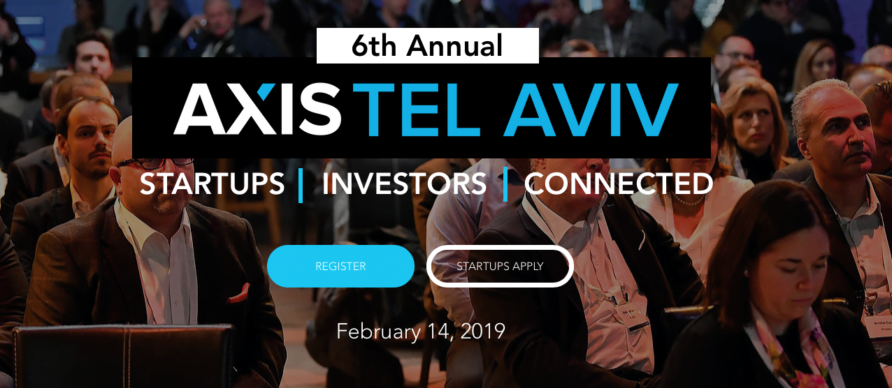 Axis innovation Boon Today  le 14 février à Tel -Aviv Israël