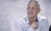 Benny Gantz: J'ai risqué la vie de soldats israéliens pour sauver les Arabes de la bande de Gaza