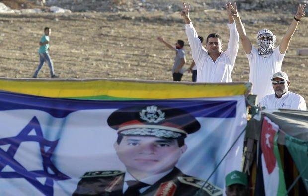 Les relations entre l'Egypte et Israël