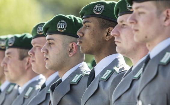 L'armée allemande pourrait-elle recruter des Israéliens?