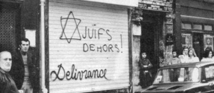 L'antisémitisme flambe l'Europe. L'avenir des Juifs en Europe