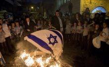Israël : un tribunal palestinien à Mea She'arim