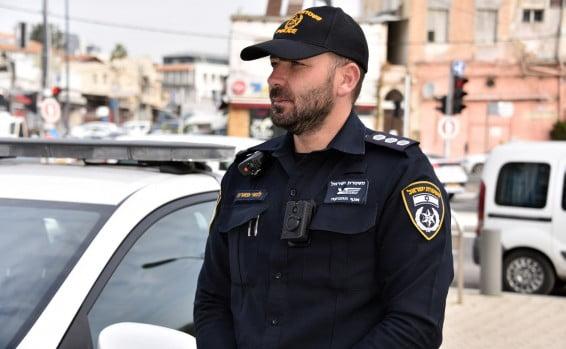 Des caméras seront fixées aux uniformes des policiers israéliens