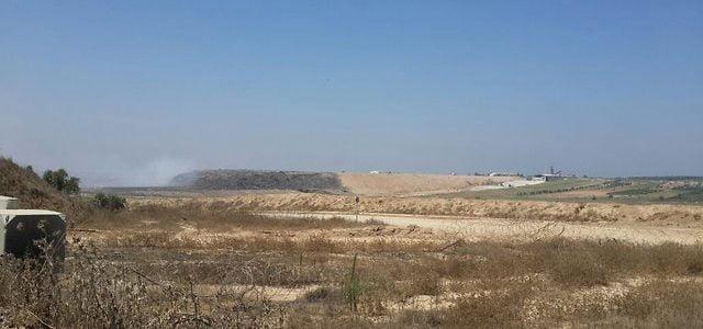 Israël : nouvelle menace de Gaza, les décharges et les eaux polluées
