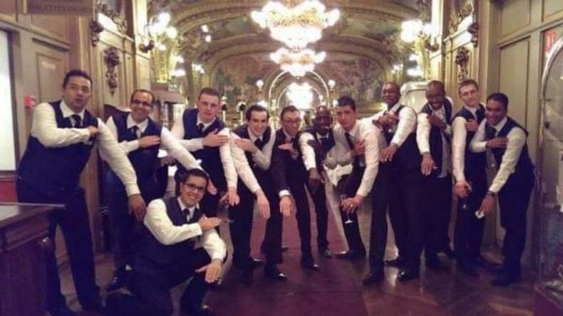 Quenelle de la discorde au restaurant Le Train Bleu : les salariés mis à pied