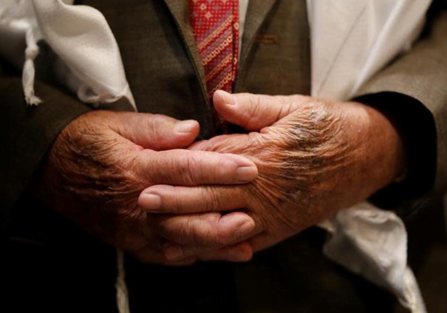 Les survivants de la Shoah plus résistants que les Israéliens face à la maladie