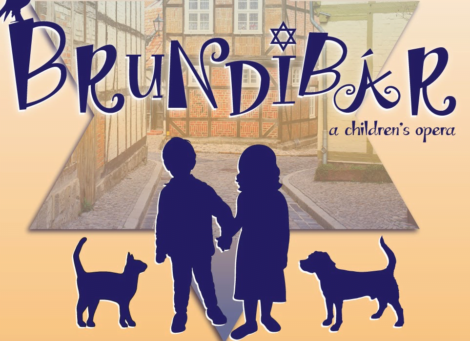 Brundibar opéra juif pour enfants
