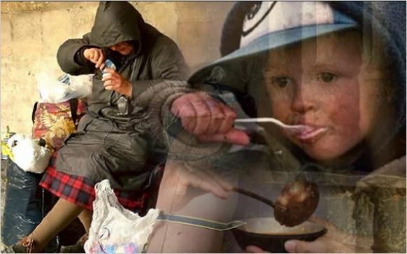 Selon un rapport, Israël est le pays de l'OCDE qui détient le taux de pauvreté est le plus élevé