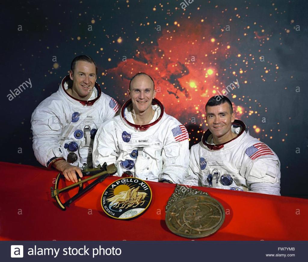 L'équipe de Apollo 13