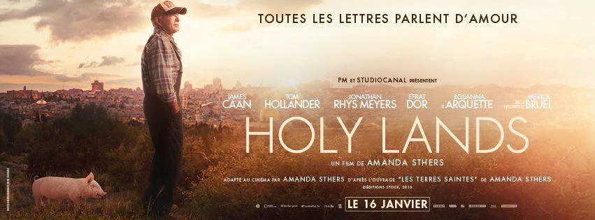 Holy Land de Amanda Ster