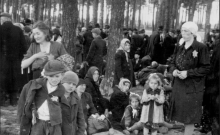 Israël: à la recherche de victimes de la Shoah hongroises dans le Danube