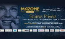 Mazone Israël soirée privée le 21 février 2019