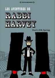 rabbin-shérif,La sagesse et l'humour juifs au Far West