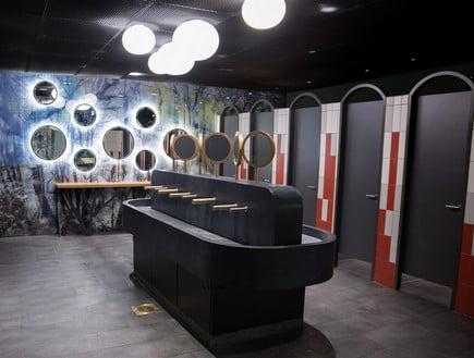Israël: le centre Dizengoff lance des toilettes non discriminatoires