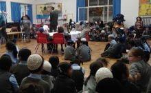 Dans cette école juive britannique, la majorité des élèves sont musulmans