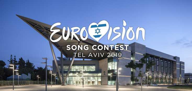 Eurovision 2019 à Tel-Aviv Alexandre Blondin