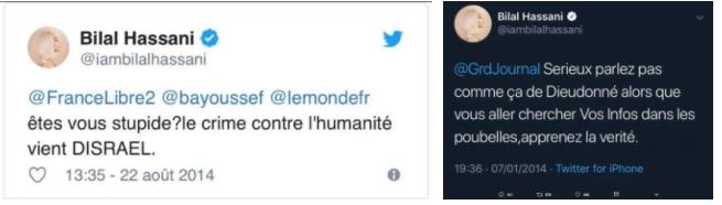 Bilal Hassani le combo du siècle antisémite, anitisioniste et représenterai la France en Israël !