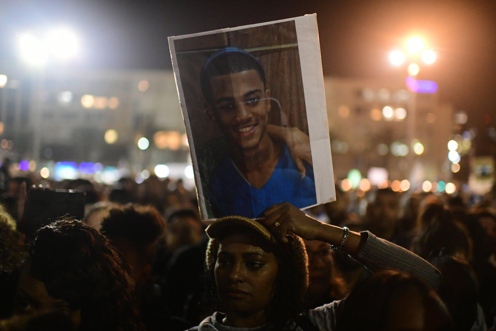 Damas Padaka, un soldat israélien décoré, a été abattu par la police alors qu'il était en permission.