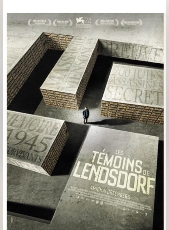 Les témoins de Lendsdorf sortie le 13 mars