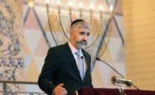 Julien Haim-Soussan  rabbin aux émirats arabes unies