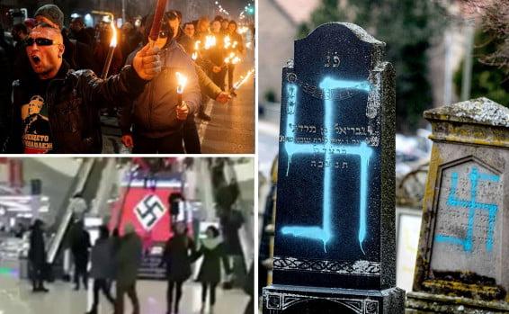 Paris, New York, Berlin : une carte de l'antisémitisme dans le monde