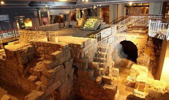 Le musée du Quartier Hérodien