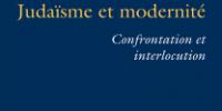 Livre juif : Judaïsme et modernité de David Banon