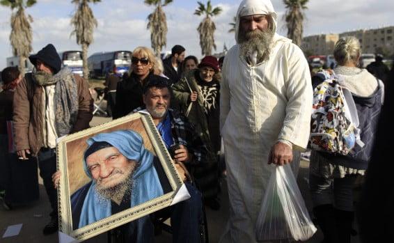 Israël: 10 000 dollars pour la cape non pas de Superman, mais de Baba Sale