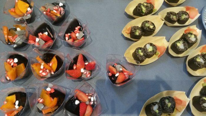 Israël: au Black Food Festival, des créations culinaires couleur d'ébène