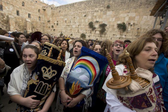 Les juifs réformés américains