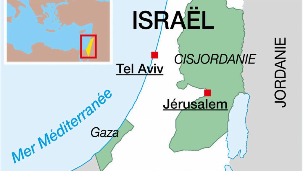 Tekoa en Israël