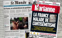antisémitisme en France