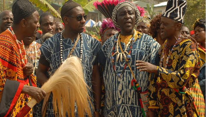 Les Bamiléké Cameroun